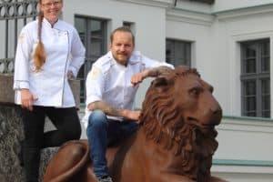 Burg Schlitz verdoppelt mit Maik Albrecht seine Küchen-Kompetenz