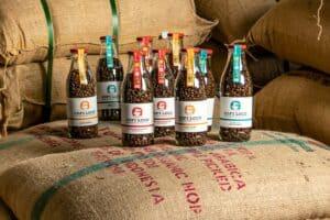 Bio-Kaffee aus der Mehrwegflasche - innovativ und organic
