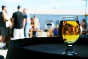 Brauereien mit Absatzverlusten in historischen Dimensionen