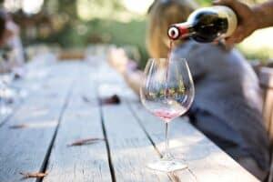 Wein-Pro-Kopf-Verbrauch auch im Jahr 2020 gestiegen