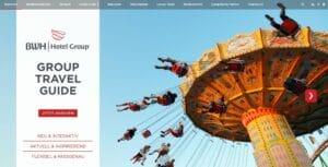 Neuer BWH Hotel Group Katalog online
