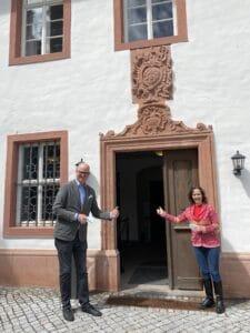 Kloster Eberbach startet nach Monaten des Stillstandes durch