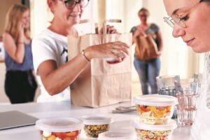 """""""So Urban"""": Mehrwegverpackungen für To-go-Produkte"""