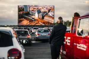 3 preview zum imagefilm im autokino porsche roadmovies © philipp kirschner