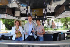 tWeinstand Trier hat geöffnet: 52 Weingüter schenken aus
