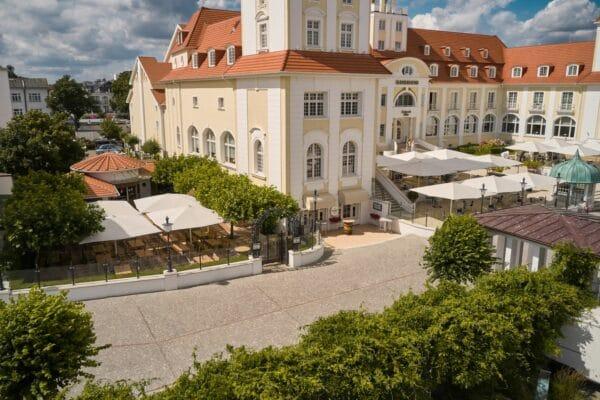Bayern küsst Binz: Tegernseer Wirtshaus & Biergarten Binz