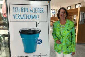 Heag FairCup: Weniger Plastik durch Mehrwegpfandsystem